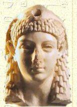 Buste de Bérénice IV