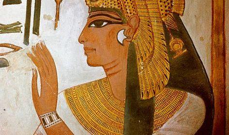Reine Néfertari dans la Vallée des Reines