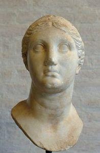 Buste de Bérénice II