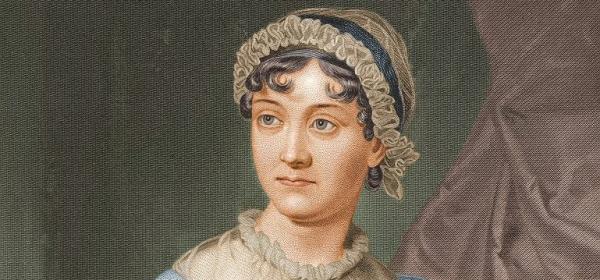 Portrait de Jane Austen par sa soeur Cassandra Austen