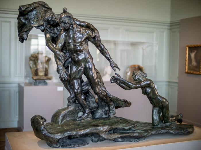 """Camille Claudel, """"L'Âge mûr"""", 1899"""