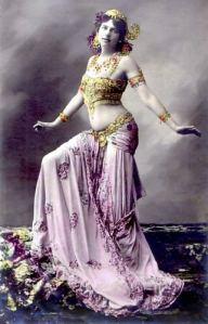 Mata Hari danse