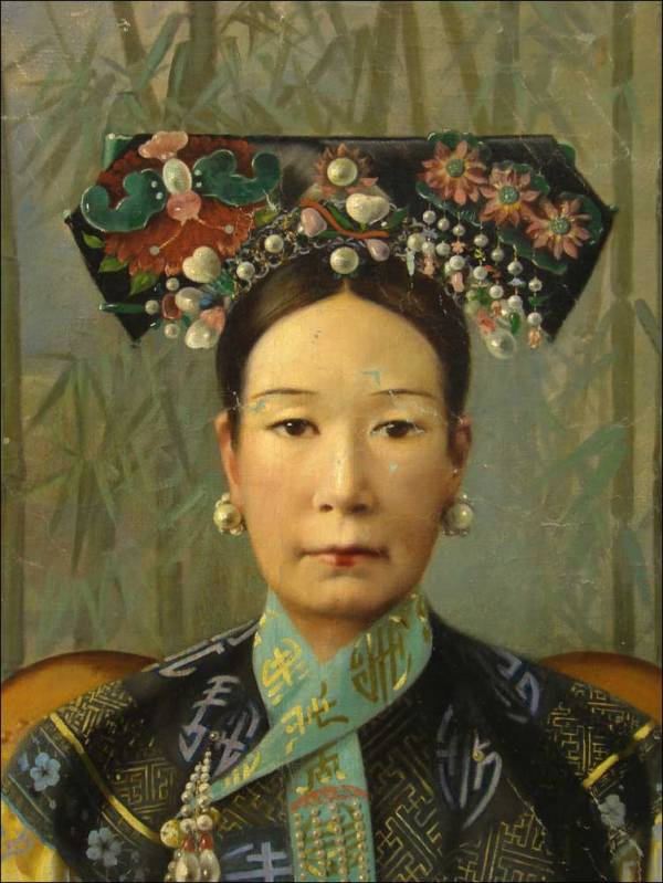 impératrice Cixi