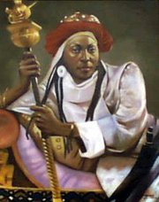 Dessin représentant Aminatou de Zaria