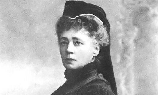 Bertha von Suttner, première Prix Nobel de la paix