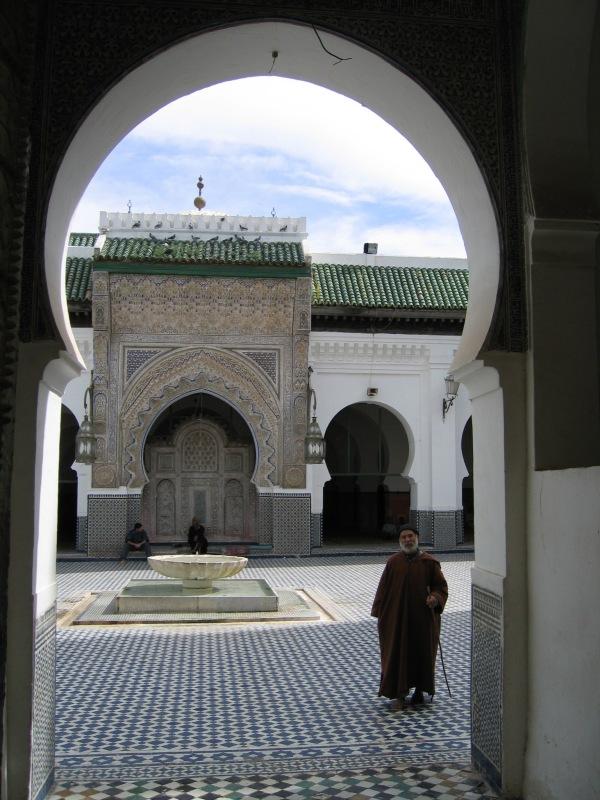 Mosquée el-Qaraouiyyîn