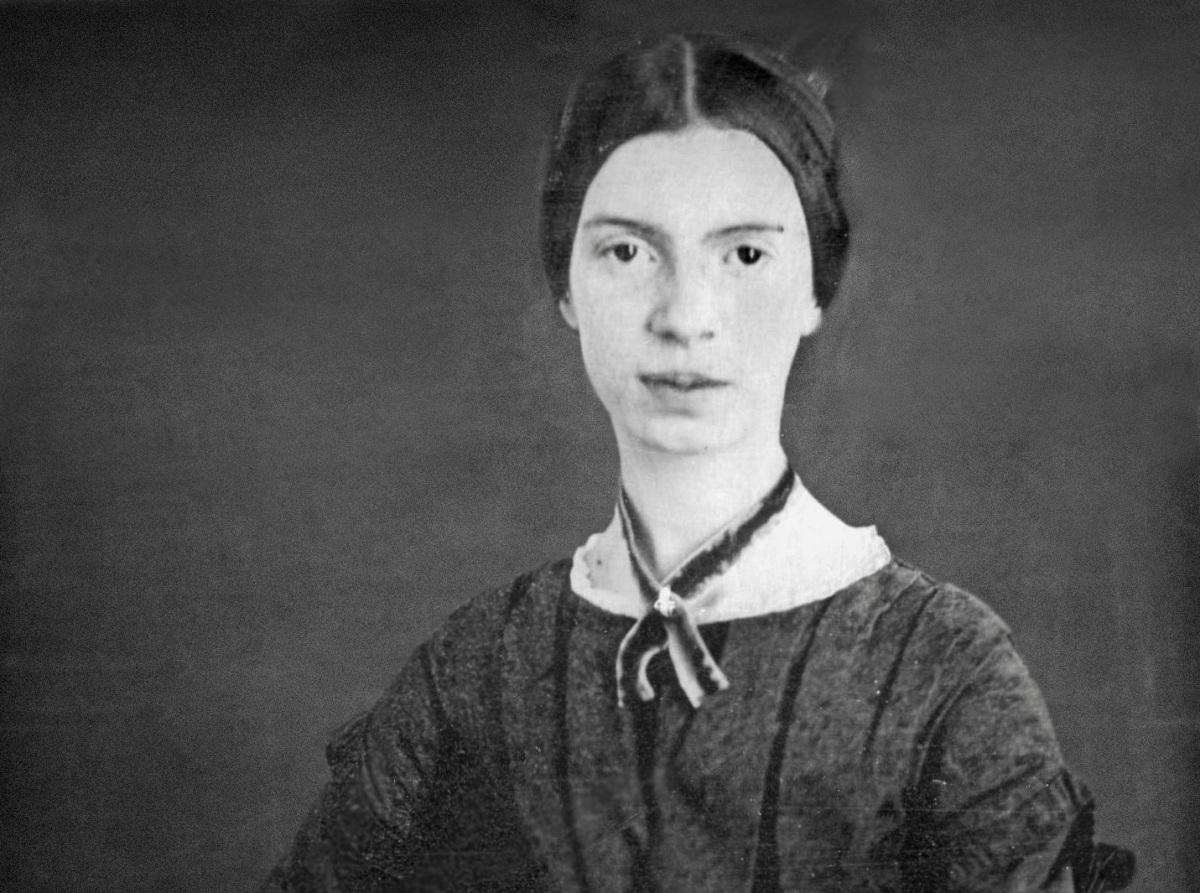 Emily Dickinson, poétesse recluse