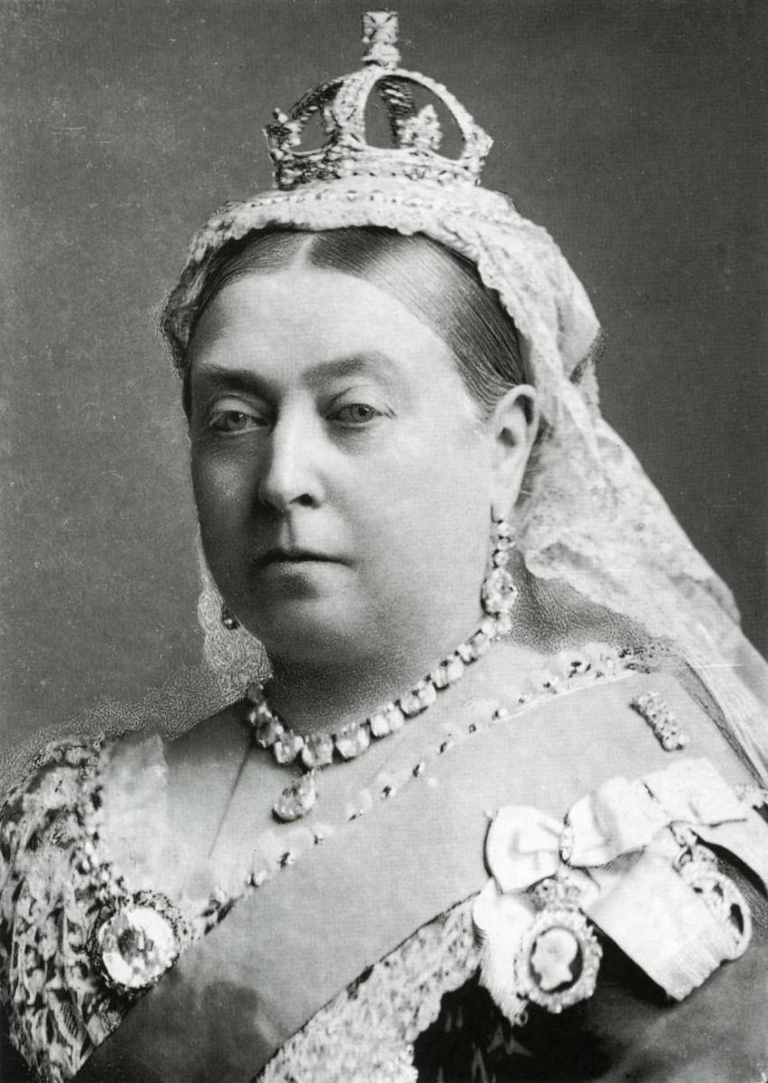 Victoria du Royaume-Uni, reine de Grande-Bretagne et d'Irlande