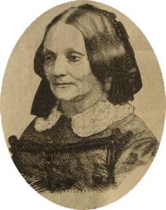Portrait d'Elisa Lemonnier