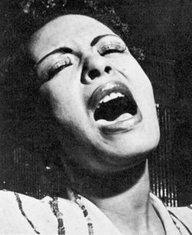 Billie Holiday chante