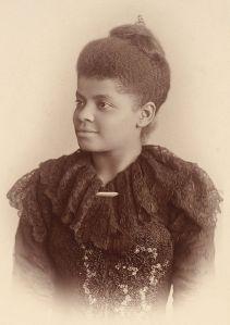 Portrait d'Ida B Wells