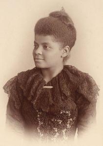 Portrait d'Ida B Wells