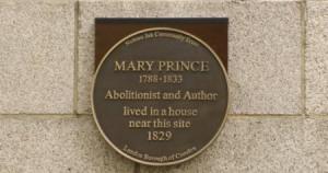 Mary Prince