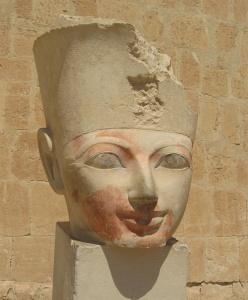 Statue à l'effigie d'Hatchepsout