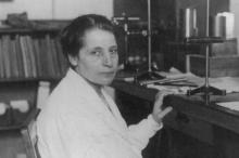 Lise Meitner - une