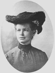 Portrait de Nettie Stevens
