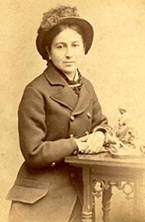 Portrait de Susette La Flesche