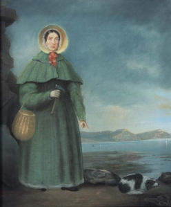 Mary Anning by B J Donne