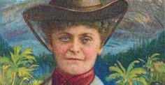 Annie Smith Peck, alpiniste et conférencière