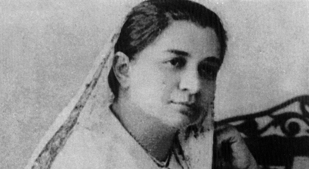 Bhikaiji Rustom Cama, figure du mouvement pour l'indépendance de l'Inde