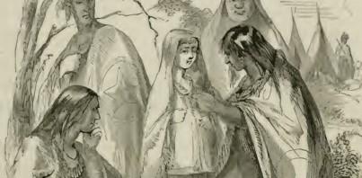 Mary Jemison, négociatrice pour sa tribu