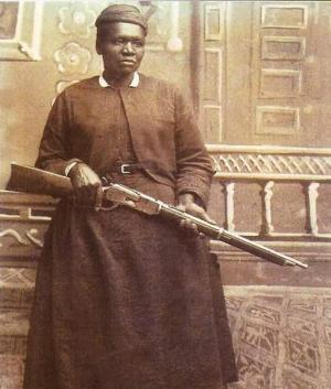 "Mary Fields, ""Stagecoach Mary"""