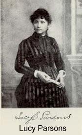 Lucy Parsons, la veuve des martyrs de Chicago