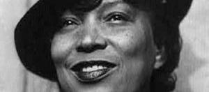 Zora Neale Hurston, écrivaine américaine