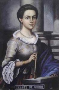 Isabel Godin des Odonais
