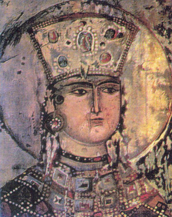 Tamar, reine de Géorgie