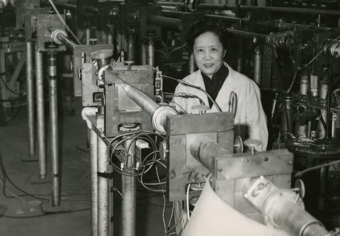 """Chien-Shiung Wu, """"première dame de la physique"""""""