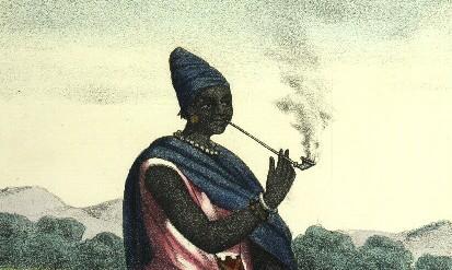 Ndaté Yalla Mbodj, reine du Waalo (Sénégal)