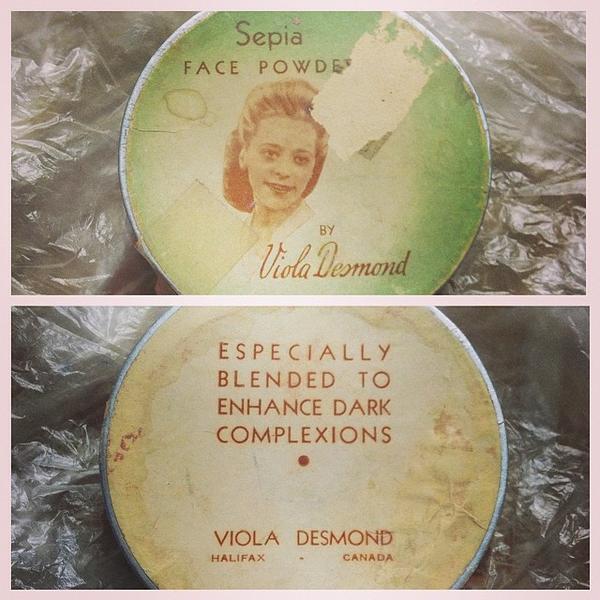 Produits de beauté Viola Desmond