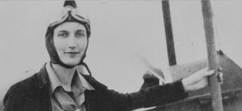 Beryl Markham, aventurière et pionnière de l'aviation
