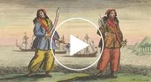 Anne Bonny et Mary Read - Connaissez-vous les femmes pirates ?