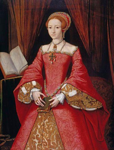 Elisabeth Ire, princesse
