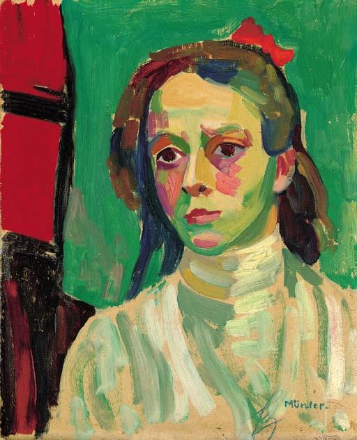 Tableau de Gabriele Münter