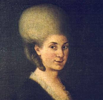 Maria Anna ou Nannerl Mozart