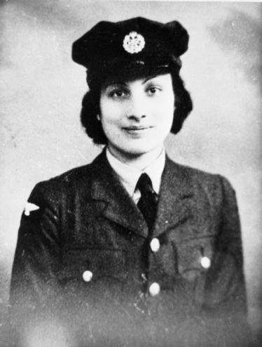 Noor Inayat Khan, espionne britannique