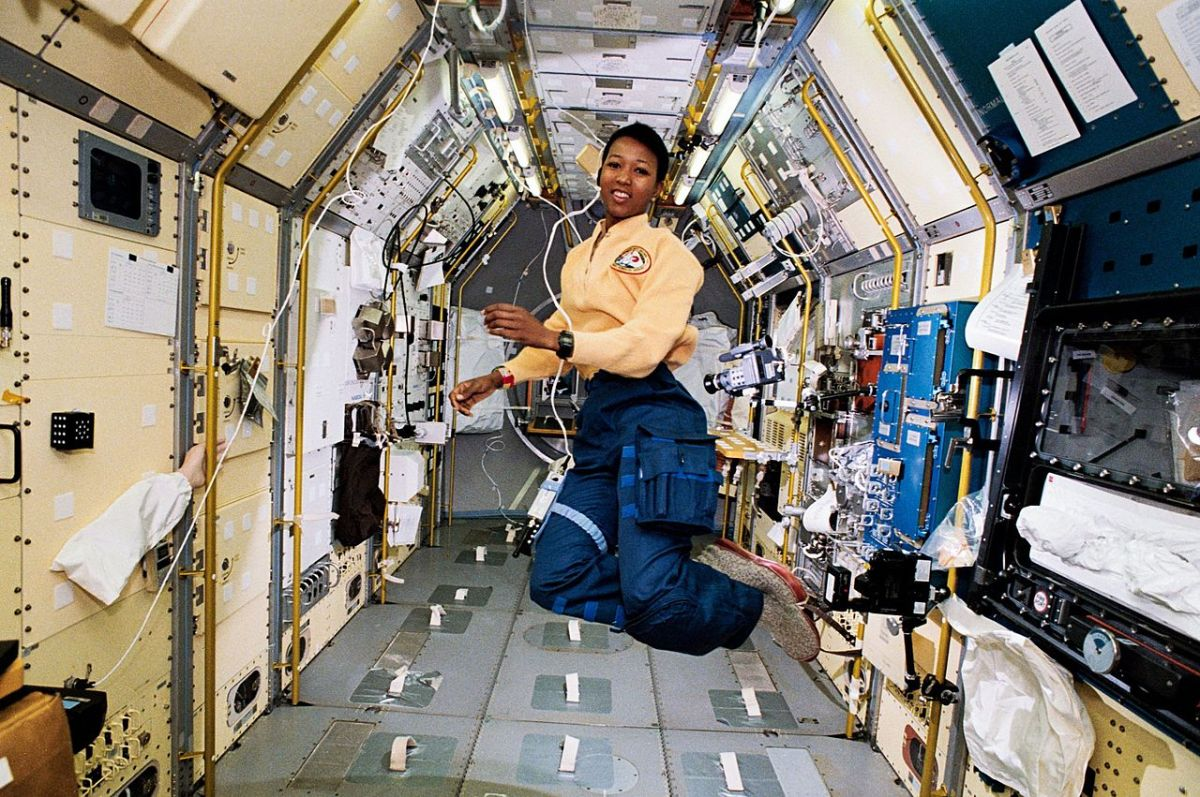 Mae Jemison, astronaute, scientifique, artiste