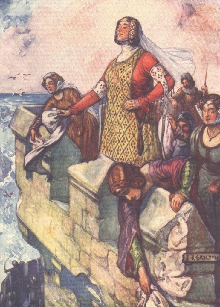 Black Agnes ou Agnes de Dunbar, par J. R. Skelton