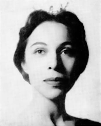 Maria Tallchief, danseuse étoile