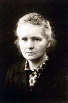 Marie Curie, lauréate de deux Prix Nobel