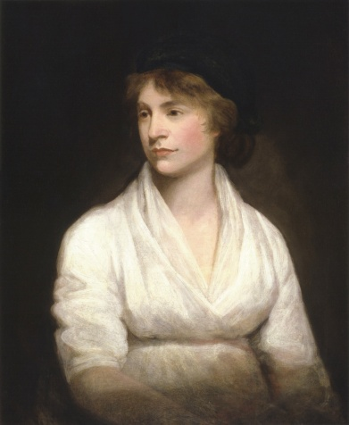 Mary Wollstonecraft (par John Opie)