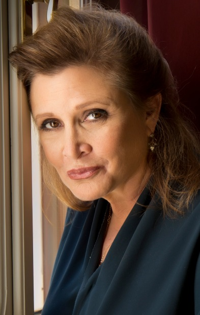 Carrie Fisher en 2013