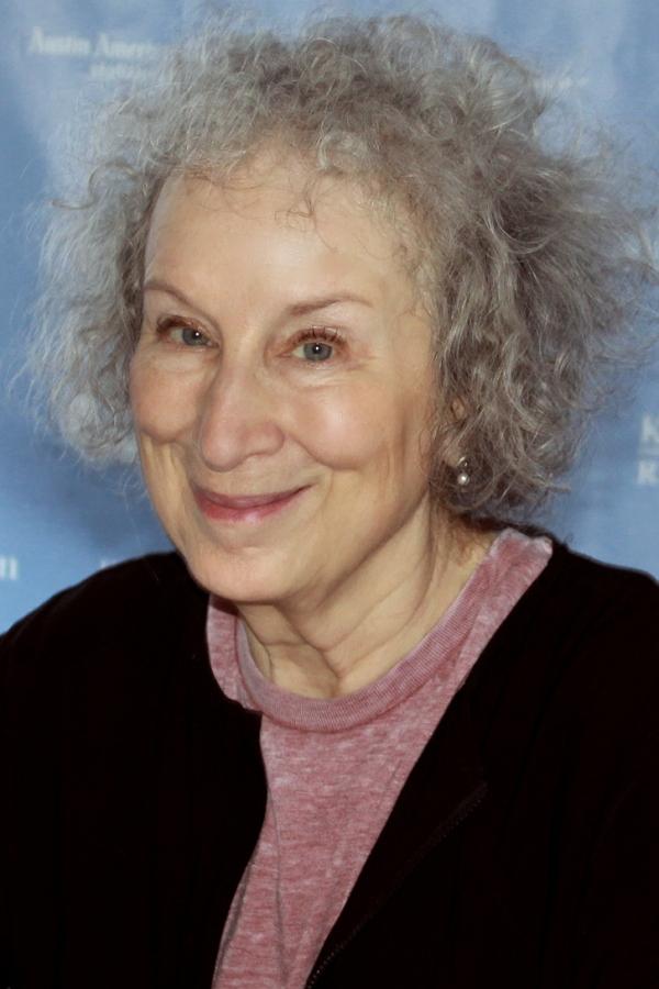 Margaret Atwood en 2015