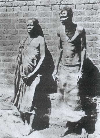 Nehanda Nyakasikana et Sekuru Kaguvi