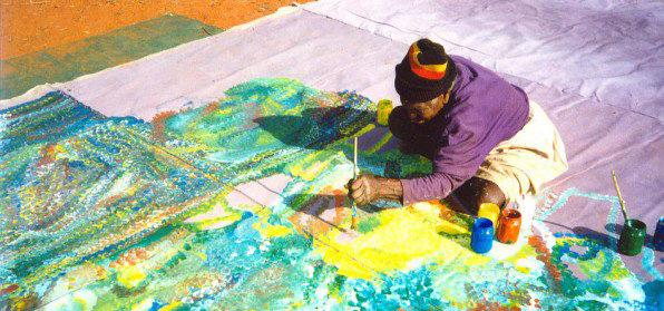 Emily Kame Kngwarreye, artiste inépuisable