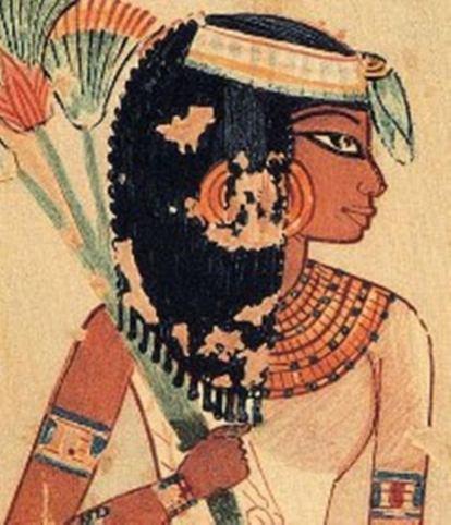 Femme égyptienne