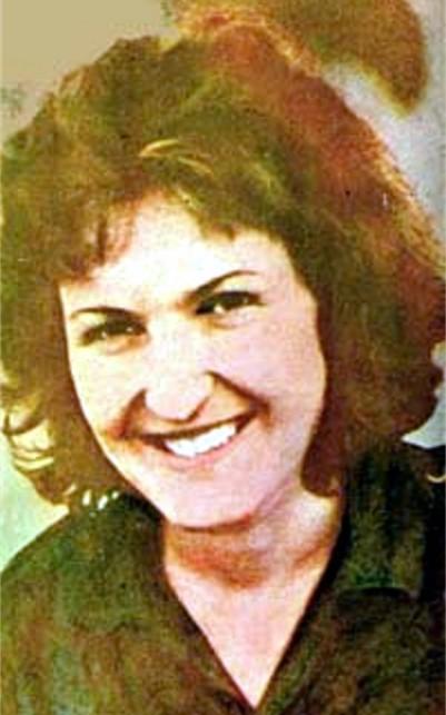 Portrait de Tamara Bunke ou Tania la guerrillera souriante